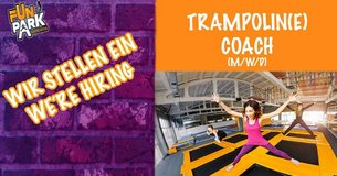 Trampoline Coach in Ramstein, Germany