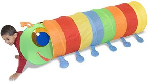 Melissa & Doug Happy Giddy Tunnel(used) in Clarksville, Tennessee