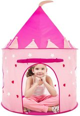 Princess Castle Playhouse tent (used) in Clarksville, Tennessee