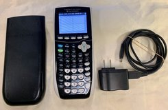 Texas Instruments Ti-84 Plus C Silver Edition color graphing calculator in Okinawa, Japan