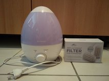 Humidifier + 2 NEW filters in Wiesbaden, GE