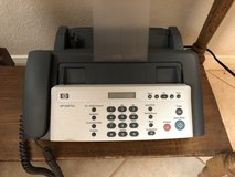 HP 640 Fax machine in Cleveland, Texas