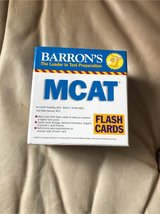 MCAT Flashcards in Ramstein, Germany