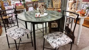 Table & 3 Chairs in Clarksville, Tennessee