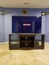 "Sharp 70"" Aquos LED 4K Smart TV and console in Fort Knox, Kentucky"
