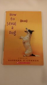 How to Steal a Dog - Scholastic, Inc. in St. Charles, Illinois