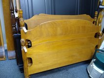 2 Maple Double Beds Headboard, Footboard, Rails in St. Charles, Illinois