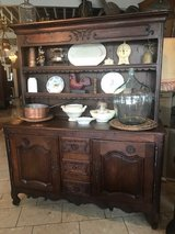 rustic 250 year old hutch in Stuttgart, GE