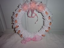 Beautiful Baby Shower decor, Baby room decor with hanger. New. in Fort Hood, Texas