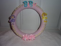 Beautiful Baby Shower decor, Baby room decor with hanger. in Fort Hood, Texas