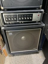 Vintage Roland SR-120 with matching cab R&P in Okinawa, Japan