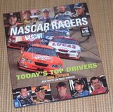 Nascar Racers Todays Top Drivers Hard Cover Book 2006 Edition in Morris, Illinois