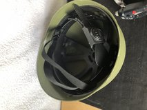 Military Helmet and Adventures Face Mask in Warner Robins, Georgia