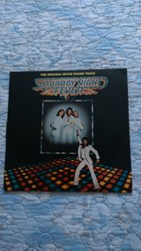 1977 Saturday Night Fever album in Warner Robins, Georgia
