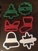 Wilton Holiday Cookie Cutters in Naperville, Illinois
