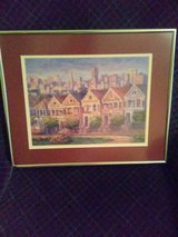 Framed San Francisco Print in St. Charles, Illinois