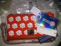 New Clemson Dooney and Bourke wristlet in Beaufort, South Carolina