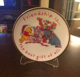 Gift of Friendship Plate/Ornament in Yorkville, Illinois