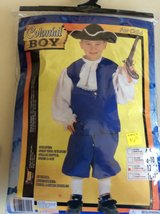 colonial boy costume in Bartlett, Illinois