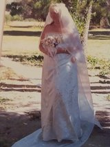 Wedding Gown in 29 Palms, California