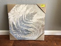 "NEW Large 20x20"" fern artwork in Fairfield, California"
