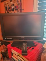 Sylvania Flat Panel Television LC190SL1 with remote in Fort Knox, Kentucky
