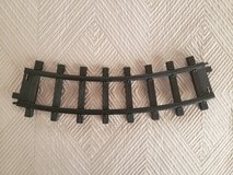 Looking for this piece of train track... in Okinawa, Japan