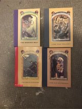 4 Lemony Snicket A Series of Unfortunate  Events #1, #4, #6, #7, #12 in Stuttgart, GE