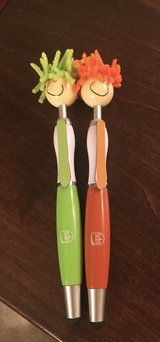 Smiley Face Pens in Yorkville, Illinois