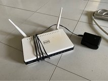 D-Link Router in Okinawa, Japan