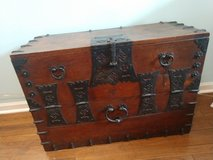 18th-19th century antique Korean chest in Fort Campbell, Kentucky