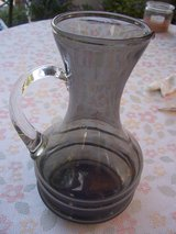 Glass Water / Juice Pitcher in Ramstein, Germany