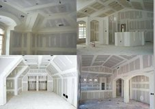 Drywall Repairs and Paint Services in Conroe, Texas