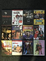 Assorted DVD's - 24 Titles in Warner Robins, Georgia