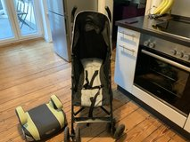 stroller and car booster seat in Wiesbaden, GE