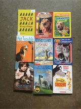 9 easy reader chapter books about animals in Stuttgart, GE