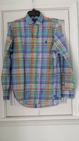 Polo - Long Sleeve Cotton Shirt - M in St. Charles, Illinois