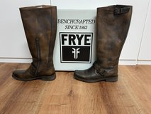 Frye Boots in Fort Campbell, Kentucky