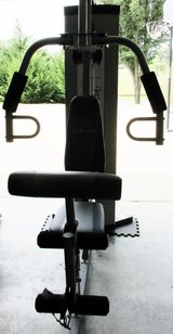 Work Out Gold's Gym XR 45 Home Gym w/ High-Density Foam in Fort Campbell, Kentucky
