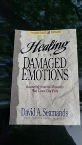 Healing for Damaged Emotions Book in Naperville, Illinois
