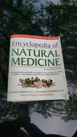 Encyclopedia of natural Medicine Book in Naperville, Illinois