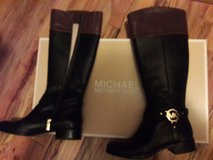 Leather boots , size 7 in Joliet, Illinois