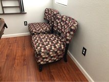 two chairs, great condition in Travis AFB, California