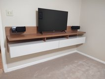 Wall-mounted TV/entertainment stand in Hopkinsville, Kentucky