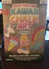 Create Your Own Chalk Art in St. Charles, Illinois