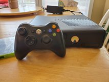 Xbox 360 + Controller and game Skyrim in Fort Campbell, Kentucky