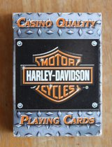 Harley-Davidson playing cards in Okinawa, Japan