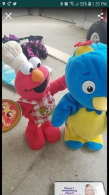 Elmo and Pablo in Beaufort, South Carolina
