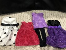 """American Girl 18"""" fancy dresses LOT in Naperville, Illinois"""