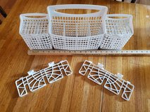 Dishwasher Replacement Basket and wine glass supports in Conroe, Texas
